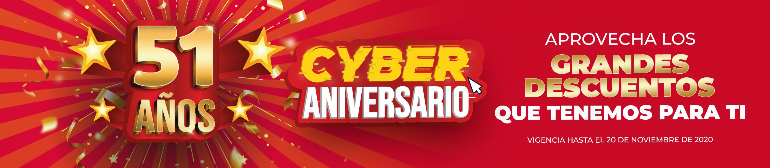 Cyber Aniversario