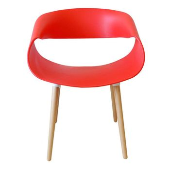 Silla-Ocasional-Nankin--Rojo