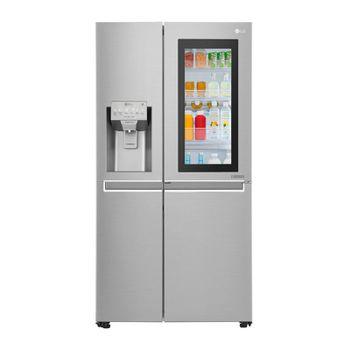 Nevecon-LG-InstaView-Door-in-Door-668-Litros-LS65SXN-Gris_1